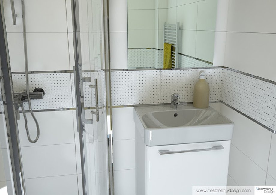 Borítókép Legújabb munkám - panel fürdő