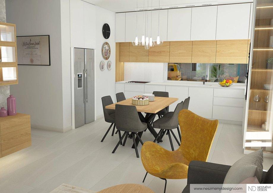 Borítókép Modern sorházi lakás - Herceghalom