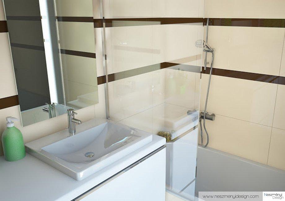Borítókép Legújabb munkám - panel fürdőszoba