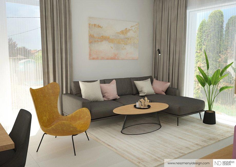 Borítókép Legújabb munkám - modern sorházi lakás - Herceghalom