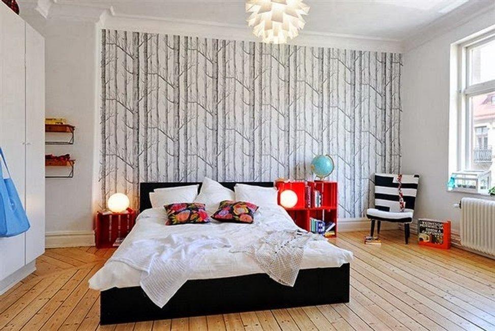 Borítókép Látványterv a szobámról: hogyan legyen skandináv hangulatú hálószobám?