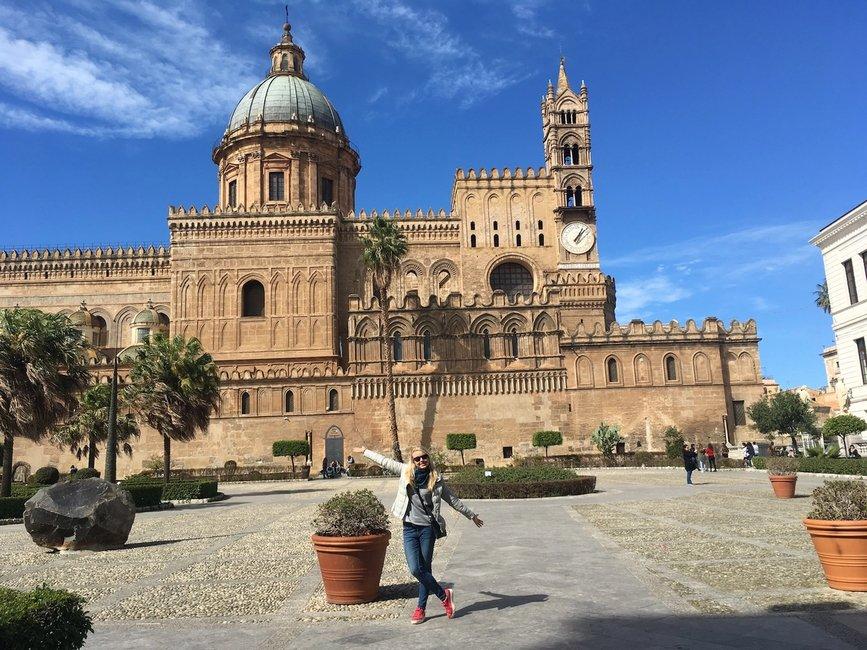 Borítókép Palermo - A lakberendező szemével