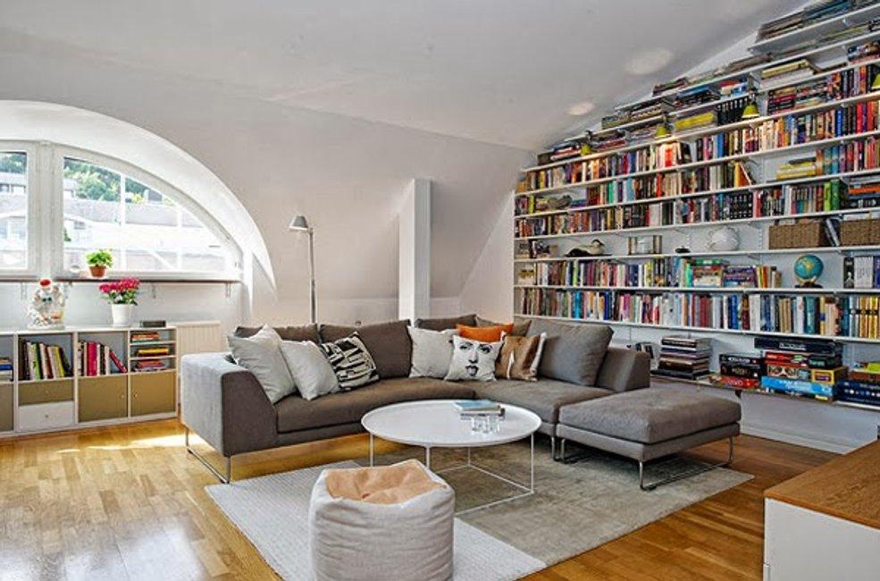 Borítókép Praktikus és hangulatos tetőtéri lakások