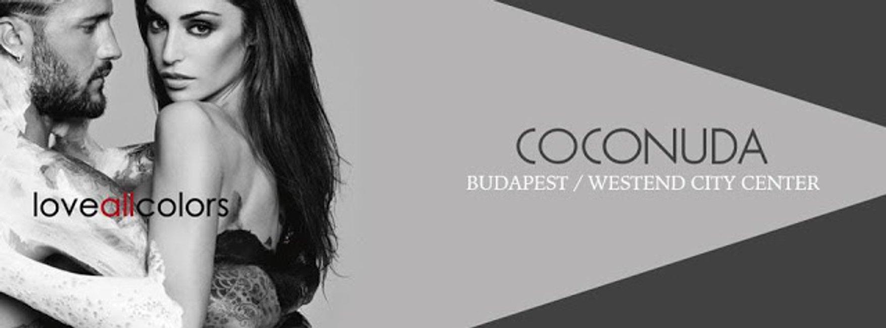 Borítókép Legújabb munkám - megnyílt a COCONUDA a WESTENDBEN!