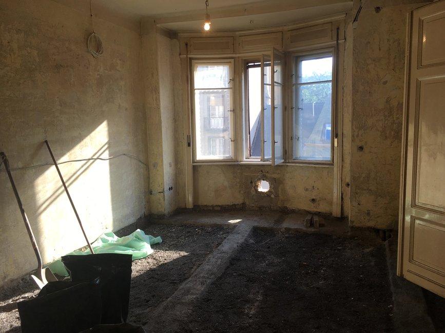 Borítókép Saját lakás projekt III. rész - hangszigetelés és betonozás