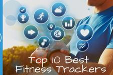 Top 10 Best Fitness Trackers card image