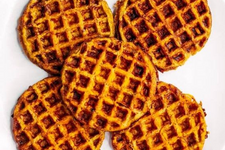 Sweet Potato Waffles card image