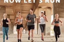 You can walk now run! card image