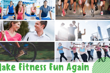 10 Tips to Make Fitness Fun Again card image
