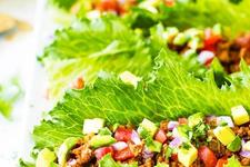 Ground Turkey Tacos card image