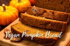 Vegan Pumpkin Bread card image