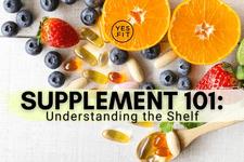 Supplements 101: Understanding the Shelf card image