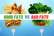 The Complete Guide to Fats | Good Fats vs. Bad Fats card image