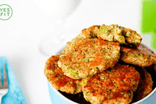 Gluten-Free Broccoli Cheese Nuggets card image