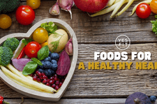 Foods for a Healthy Heart card image