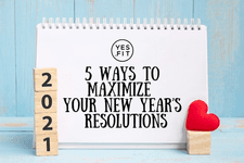 5 Ways to Maximize Your New Year's Resolution card image