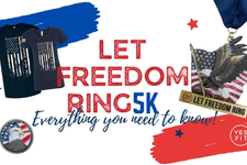 Have You Signed Up for Let Freedom Ring 2021 5k? card image