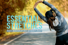 Essential Stretches You Should do Every Day card image