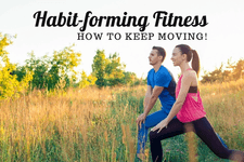 Habit Forming Fitness: How to Keep Moving card image