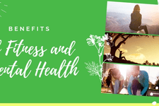 Benefits of Fitness and Mental Health card image