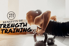 Benefits of Strength Training card image