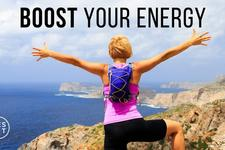 Boosting your Energy 5 tips for the energy challenged card image