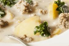 Italian Kale and Potato Soup card image