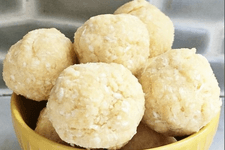 Lemon Coconut Protein Balls card image
