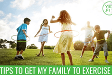 Tips to Get My Family to Exercise card image