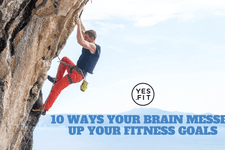 10 Ways Your Brain Messes Up Your Fitness Goals card image