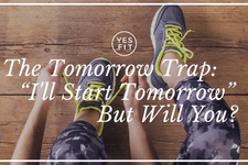 """The Tomorrow Trap: """"I'll Start Tomorrow,"""" But Will You? card image"""