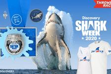 Shark Week 2020 card image
