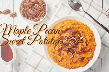 Maple Pecan Sweet Potatoes card image