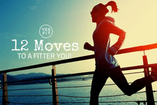 12 Moves to a Fitter You card image