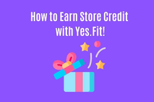 How to Earn Store Credit with Yes.Fit! card image
