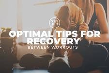 Optimal Tips for Recovery Between Workouts card image