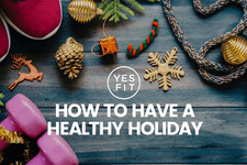 How to Have a Healthy Holiday card image