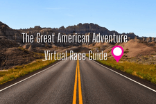 The Great American Adventure Virtual Race Guide card image