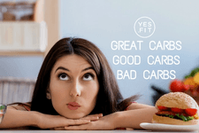 Great Carbs, Good Carbs, Bad Carbs card image