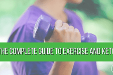 The Complete Guide to Exercise and Keto card image