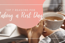 Top 7 Reasons for Taking a Rest Day card image
