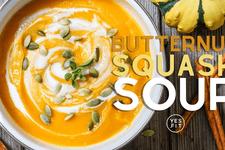 Butternut Squash Soup card image