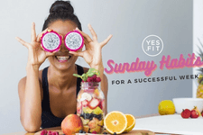 Sunday Habits for a Successful Week card image