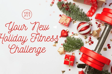 Introducing 12 Days of Fitness Challenge! card image