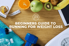 Beginners Guide to Running for Weight Loss card image