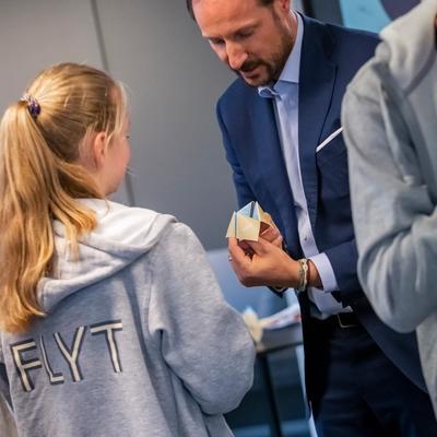 Bilde fra Flyt-programmet
