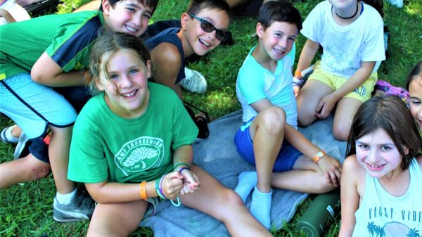 Happy campers enjoying CL!