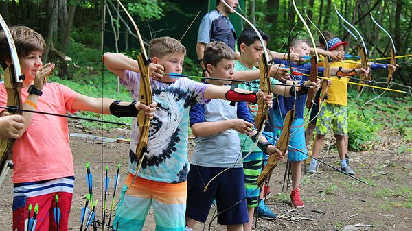 Archery at CL