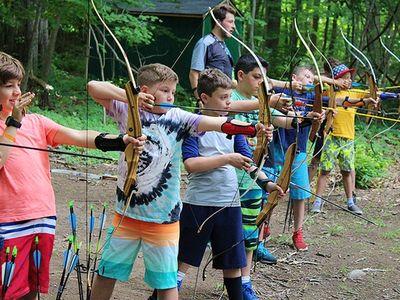 Archery at CL