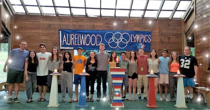 Laurelwood Big O (Olympics) winners